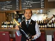 牛込神楽坂にワインバル「神楽坂 山葡萄」 炭火焼の肉を提供