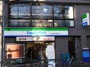 神楽坂駅前の「マクドナルド」跡に「ファミリーマート」 ドミナント化加速