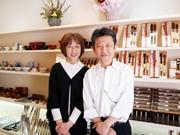 箸の専門店「神楽坂 穂の花」 家族の食卓彩る箸を提案