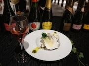 池袋でカキとスパークリングワインのマリアージュ企画「牡蠣泡祭り」