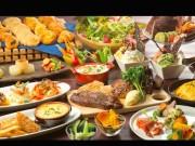 池袋にビュッフェ&グリル新店 和・洋・中料理50種類以上食べ放題