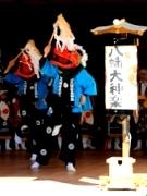 復興への願い背負い、岩手県山田町の大神楽を伊勢神宮へ奉納