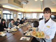 ブレッドマイスターの更家友美さん、志摩のホテルで「サンドイッチ講座」