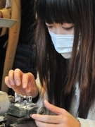 賢島の代々木高校、生徒が育てた真珠でアクセサリー製作