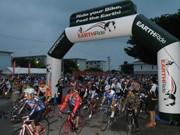 「石垣島アースライド」開催−国内外から472人が参加