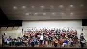 石垣と静岡が連携してオーケストラ・合唱の音楽会 子どもたちに生演奏提供