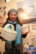 沼津で「あの日のパリ展」 テロで断念した3人展実現、日本の魅力伝える