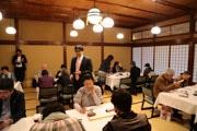 天城で「伊豆の食」テーマに和歌イベント 「おいしい」禁句に