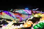 伊豆「グランイルミ」今年も LED倍に、「日本で最も濃い」400万個イルミ