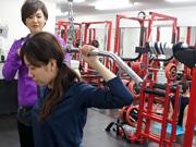 鹿児島・中央町のジムが1周年 個別にトレーニングメニュー提案