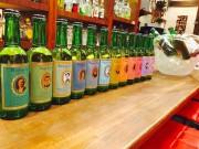 加古川駅前のバーで「世界のビールフェア」 8カ国のビールそろえる