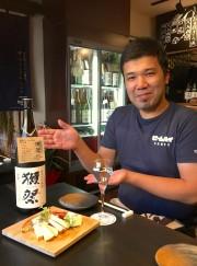加古川に日本酒バル 古民家を改装、ワイングラスで日本酒提供