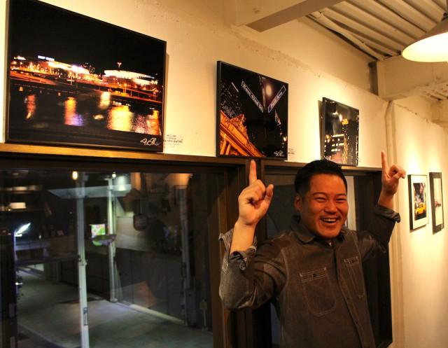 加古川のバーとコーヒー焙煎所1周年 店主「地元を盛り上げていきたい」