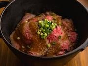 神田の料理店で「壱岐牛」を「壱岐産のゆず」で味わう特別メニュー