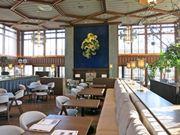 ロームシアター京都にカフェレストラン 「薪焼き肉」や和菓子のハイティーも