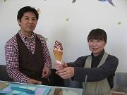 京都の大理石使ったアイスクリーム店「ビーハイブ」、堀川通りに移転
