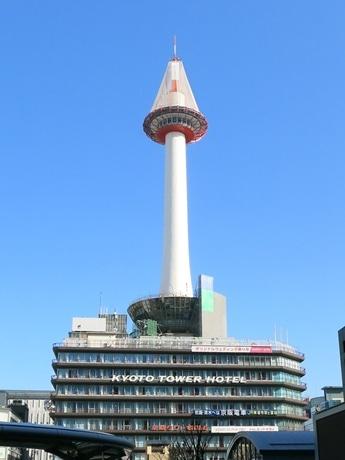 京都タワーの「動く足場」なく ...