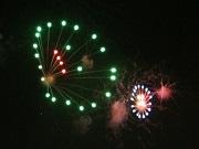 第50回葛飾納涼花火大会、ラストは花火師に光のエール