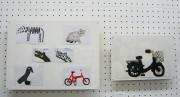 「埼玉県障害者アート企画展」に比企郡の就労支援事業所から8人選出