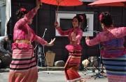 川越で「KOEDOアジアフェス」 タイマッサージ体験、タイ舞踊など