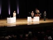 川越で太宰府天満宮権宮司の講演会 まちづくりに生かす