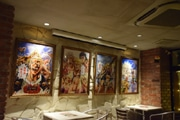 吉祥寺のカフェ「ソラZENON」、「北斗の拳イチゴ味」とコラボ