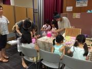 三鷹で子育て支援イベント 地元の子育て団体「withbaby」3周年で