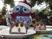 神戸花鳥園内カフェのオリジナルロールケーキ「ふくロール」、話題に
