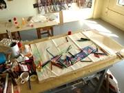神戸でアートプロジェクト「KOBE STUDIO Y3」オープンスタジオ 制作現場公開