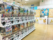 神戸ロフトで奇譚クラブ10周年イベント 全長70センチの「フチ子さん」も