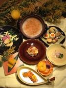神戸・元町のイタリアン割烹が「アモーレ」伝えるコース料理 「ミモザの日」にちなみ
