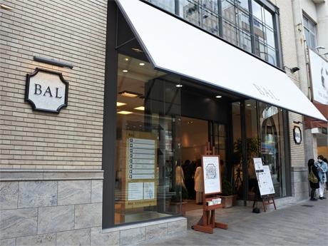 神戸BAL、開業以来初の大規模改装 本館・別館の回遊性向上目指す