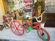 高知のオーダーメード自転車店 「ライダーズカフェ」が1周年