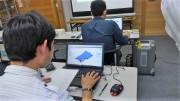 阿佐ヶ谷でミニ四駆オリジナルボディ作成講座 3Dソフト使い一日体験
