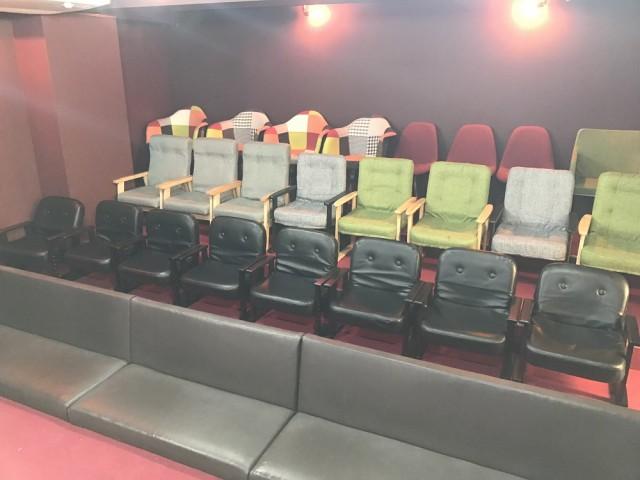 高円寺に「UnKnownシアター」 短編上映やトーク・お笑いライブも