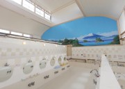 高円寺の小杉湯で「プレフロ」 「プレミアムフライデー」でバスクリンと協同企画