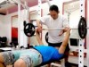 荻窪のパーソナルトレーニングジムが1周年 元パワーリフティング選手が指導