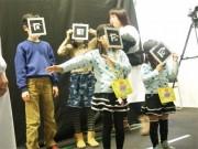 慶応義塾大学で子ども向けワークショップの祭典-チャリティー展示も
