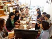 都筑で横浜市内のコミュニティーカフェの活動紹介や可能性を探る交流会