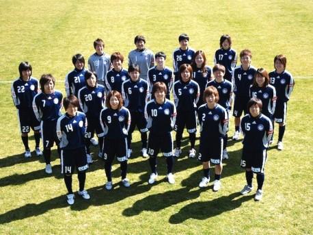 岡山湯郷ベルの選手たち [フォトフラッシュ] | 港北経済新聞