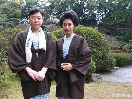 北九州市でNHK90年ドラマロケ、阪急創業者「小林一三の生涯」阿部サダヲさん主演