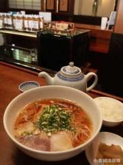 小倉の老舗中国料理「耕治」が61周年 「醤油ラーメンセット」ワンコインで