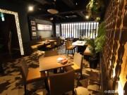 小倉のレストラン「ジラフ」が2周年 おしゃれな内装で女性客つかむ
