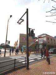 小倉「紫川さくら通り」横断歩道アナウンス、「子どもの声になった理由」とは
