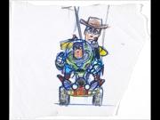 現美で「ピクサー展」 アートワーク約500点や世界観詰まった「アートスケープ」も