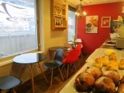 倉敷駅前に「カフェ・カリーノ」 パン・コーヒー・パスタなどのテークアウトに注力