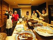 倉敷の和食店に「大人の遊び場」 定休日の夜を利用、交流の場に