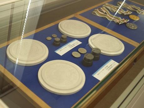 京橋経済新聞大阪造幣局で「記念貨幣発行50周年」展-コイン作り体験も