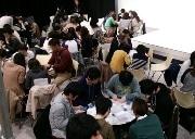 読売テレビ本社で「リアル謎解きゲーム」 金田一少年の事件簿Rキャンペーンで