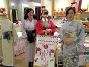 女子大生が「カジュアル着物」提案 109町田に期間限定ショップ